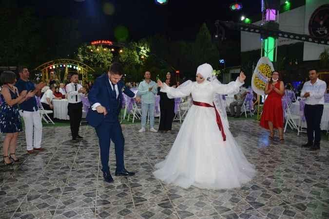Aydın İcra Müdürü Sedat Baysal'ın kızı nikahlandı