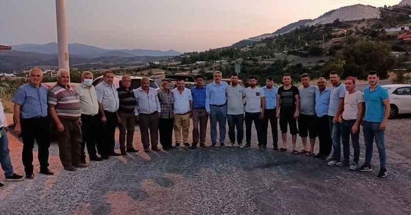 MHP'den Bozdoğan'a çıkarma