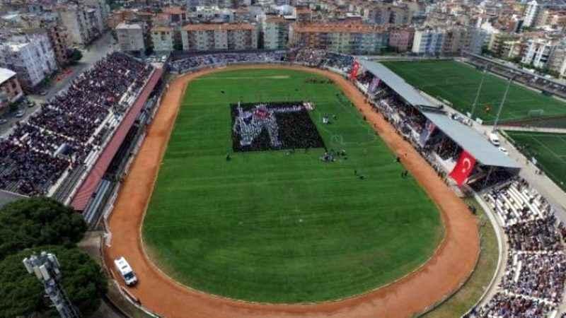 Aydın'a yaşayan stadyum