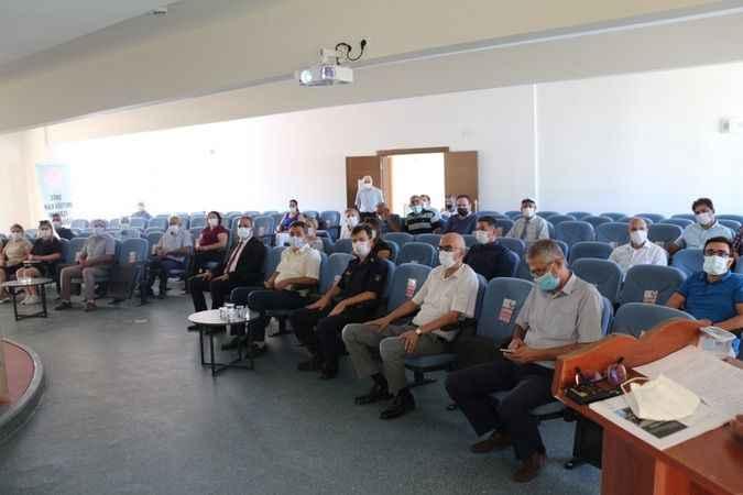 Söke'de Halk Eğitimi Planlama ve İşbirliği Toplantısı