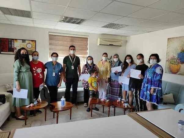 Didim'de Gebe Okulu eğitimleri tamamlandı