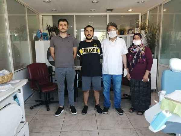 Dişlerini tedavi edip, protez kollar için yardım çağrısı yaptı