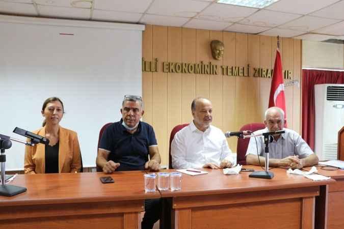 AK Partili Yavuz'dan Söke ziyareti