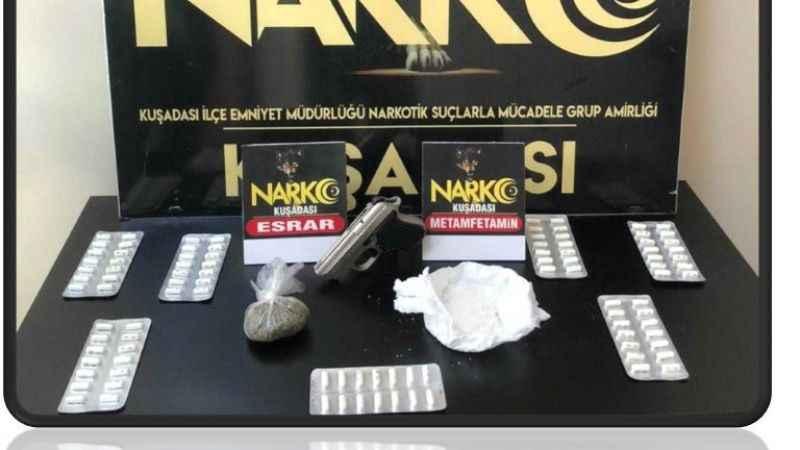 Uyuşturucudan 88 kişiye işlem yapıldı