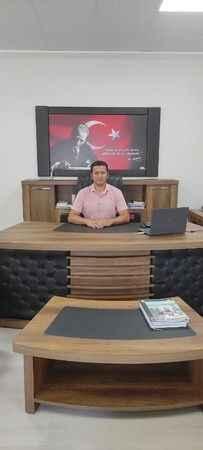 Buharkent İlçe Milli Eğitim Müdürlüğü'ne Baştürk atandı