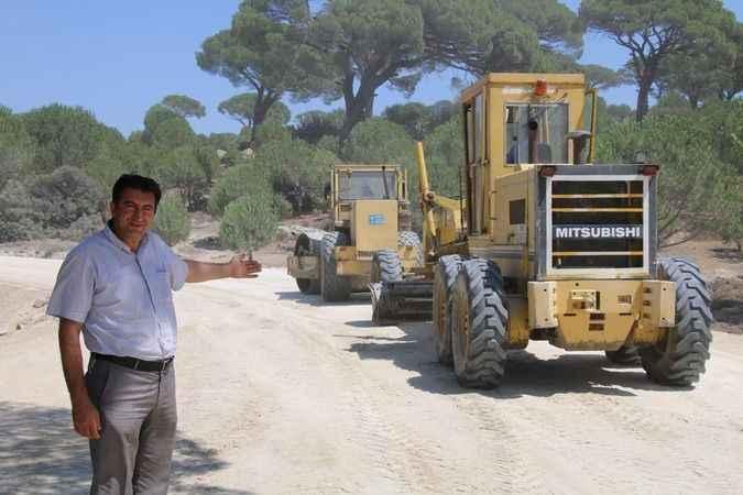 Aydın Büyükşehir Belediyesi, 30 yıldır bekleyen yolu açıyor