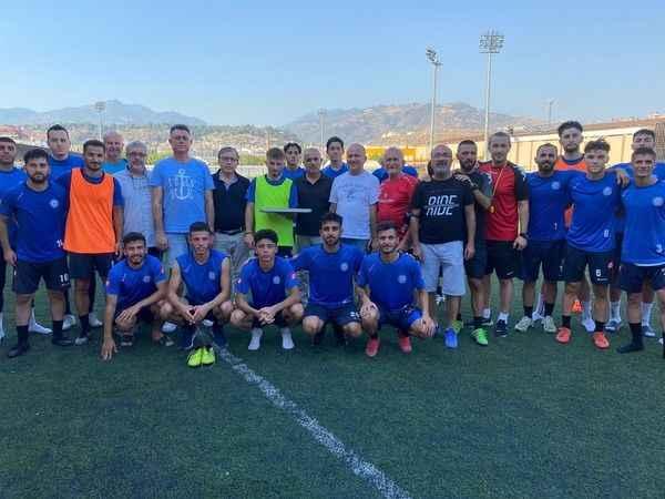 Yıldırım'dan Yıldızspor'a tatlı ziyaret