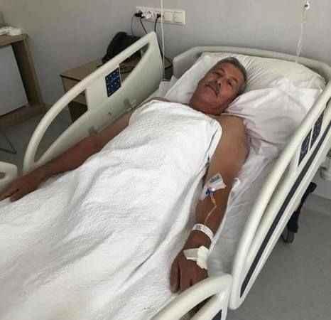MHP'li Bolatoğlu ameliyat oldu
