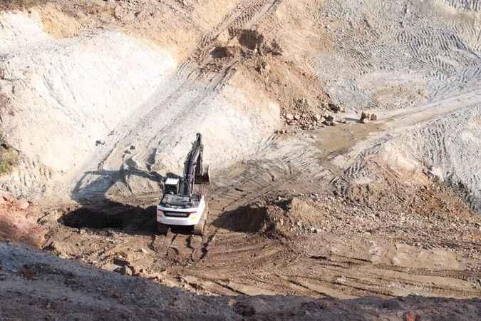 Nazilli'ye HİS göleti yapılıyor