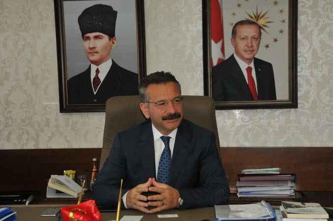 """Vali Aksoy, """"Türkiye'nin en iyi ili konumundayız"""""""
