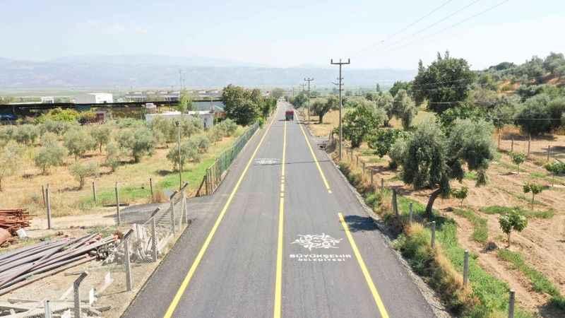 Yavuzköy ve Bozyurt sıcak asfalta kavuştu