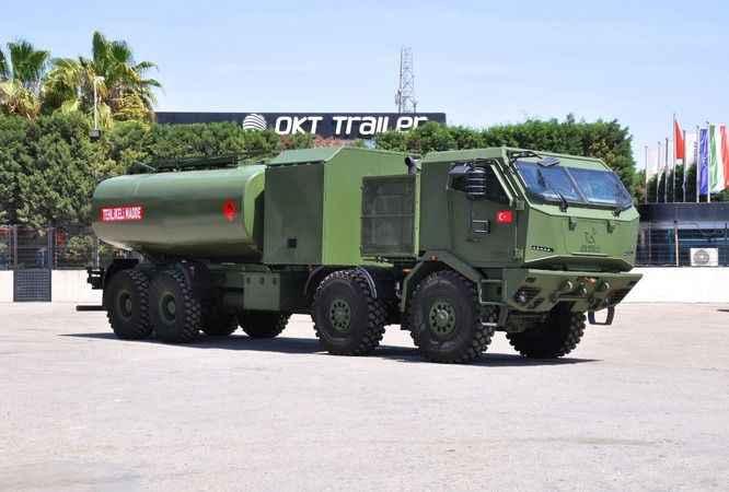 OKT Trailer, savunma sanayinde ilerleyişini sürdürüyor