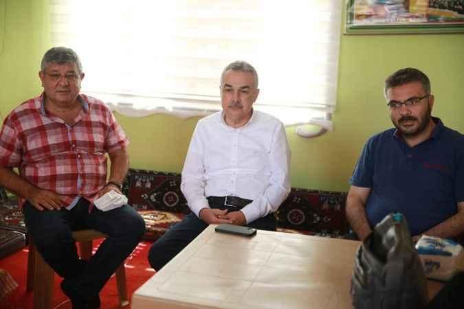 AK Parti Aydın Teşkilatı, CEM Vakfı'nın aşure hayrına katıldı