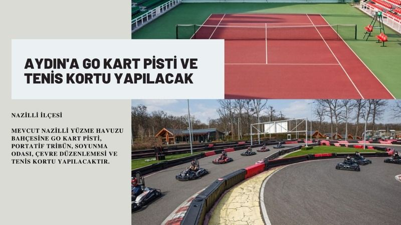 Aydın'a spor yatırımları hız kesmiyor