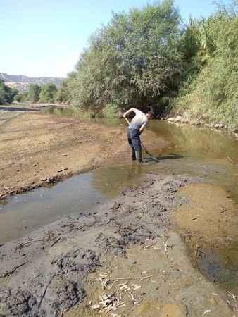 Büyük Menderes Nehri, tamamen kuruyor