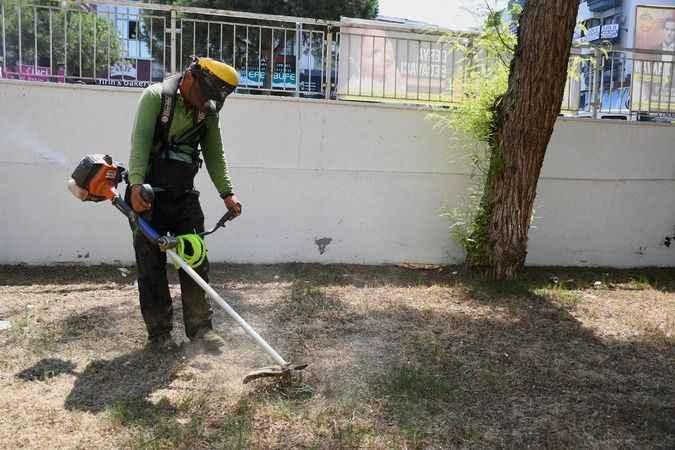 Kuşadası Belediyesi okulları yeni eğitim yılına hazırlıyor
