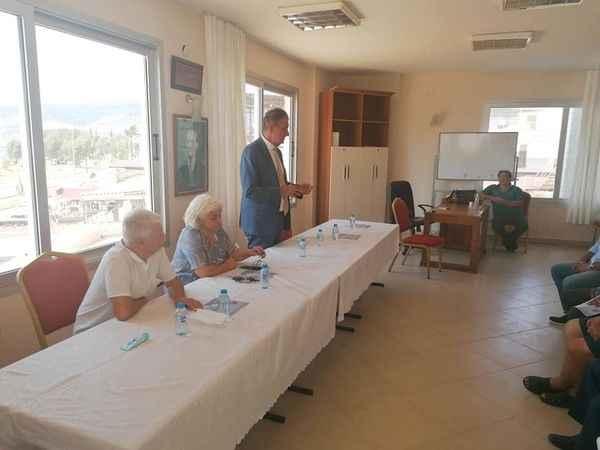 Bozkurt'tan Didim ziyareti