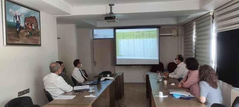 Aydın'da eğitim sezonu öncesi değerlendirme toplantısı yapıldı