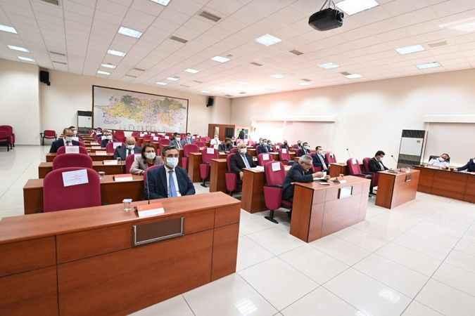 Okulların durumu toplantıda ele alındı