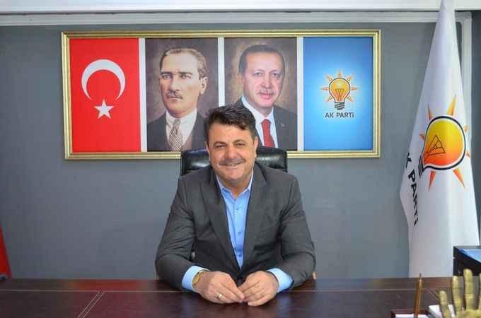 AK Partili Subaşı, 30 Ağustos Zafer Bayramı'nı kutladı
