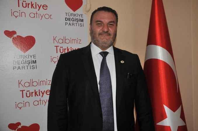 Türkiye Değişim Partisi Aydın'da, Yasan güven tazeledi
