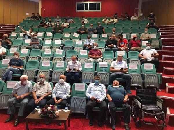 Aydın'da antrenör gelişim semineri yapıldı
