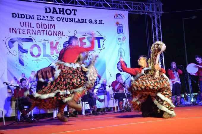 """DAHOT """"FolkFest"""" etkinliği başladı"""