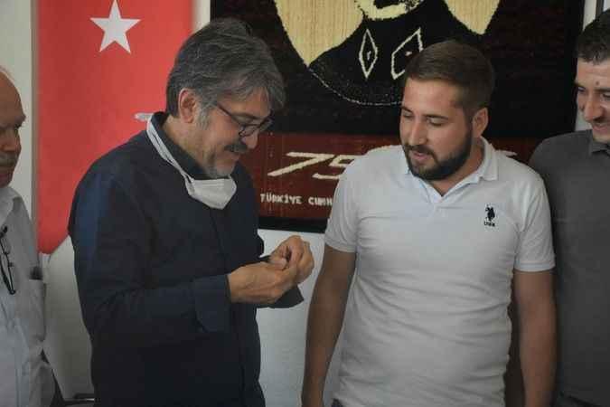 İYİ Parti Karacasu'da Gençlik Kolları Başkanı belli oldu