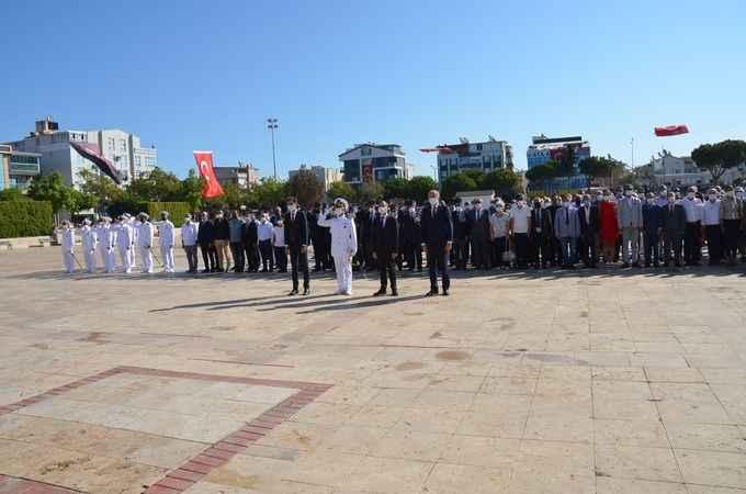 30 Ağustos Zaferi Didim'de törenle kutlandı