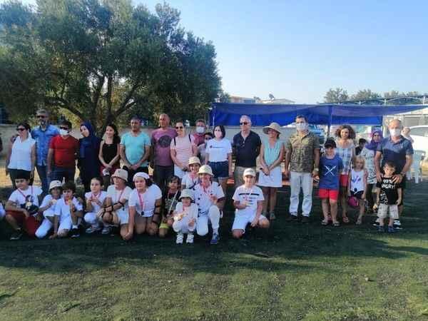 Didim'de 30 Ağustos spor müsabakaları yapıldı