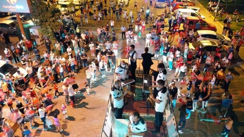 Başkan Çerçioğlu, Zafer Bayramı'nı Aydınlılarla birlikte kutladı