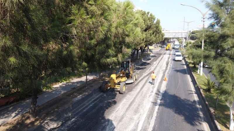 Nazilli Belediyesi'nden karayollarına tam destek