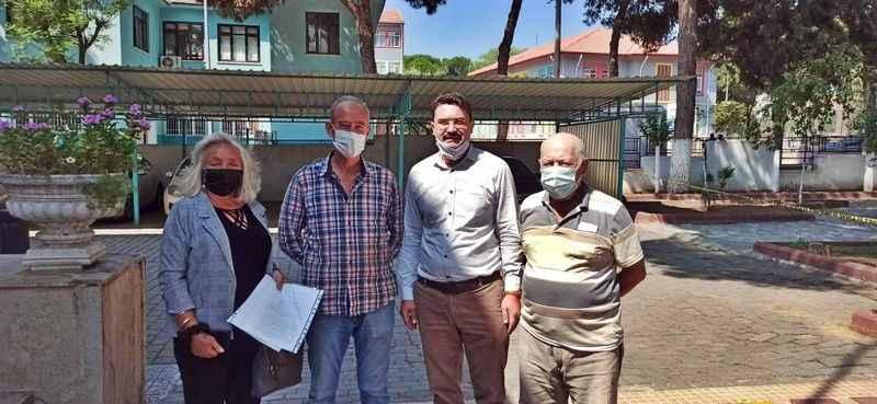 İYİ Parti Germencik'ten AK Parti'li Özkan için suç duyurusu