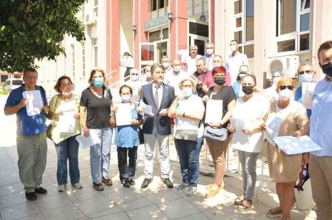 İYİ Parti'den AK Partili Özkan'a suç duyurusu