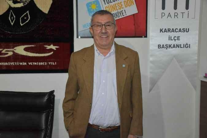 İYİ Partili Küpelioğlu'nun ayağı kırıldı