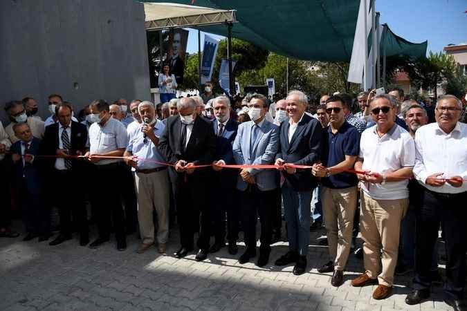 Türkiye'nin en büyük 3. Cemevi Kuşadası'nda açıldı