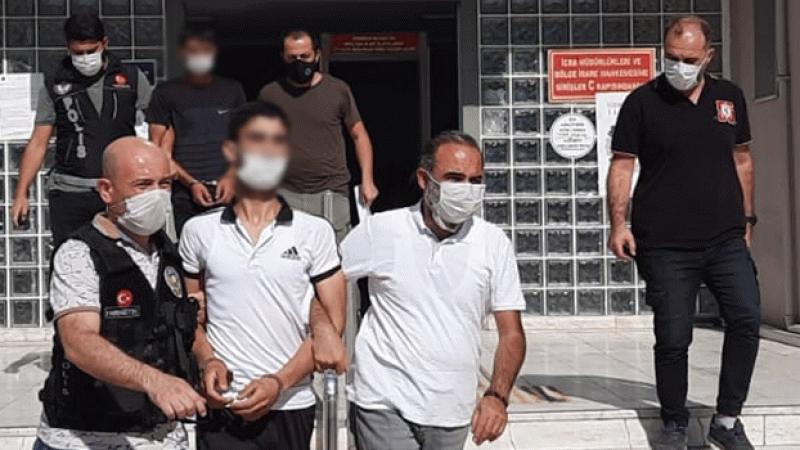 Aydın'da uyuşturucu operasyonunda 2 şüpheli tutuklandı