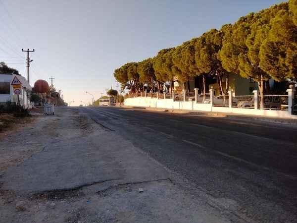 Didim-Akyeniköy arasındaki yol 2022 yatırım programında