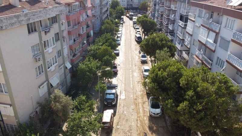 Nazilli Belediyesi'nden kapsamlı üst yapı çalışması
