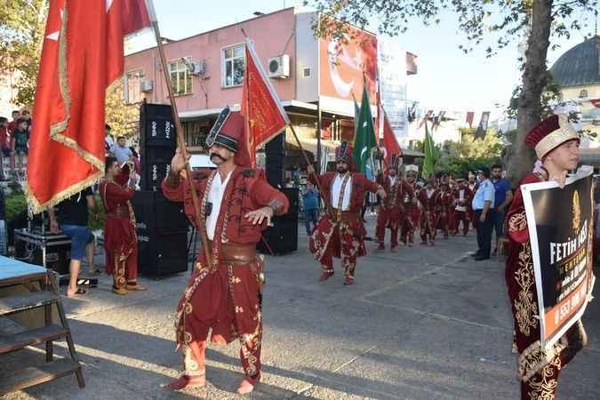 Buharkent, kurtuluş gününü kutladı