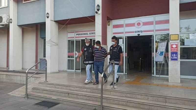 Motosiklet hırsızı Nazilli Polisinden kaçamadı