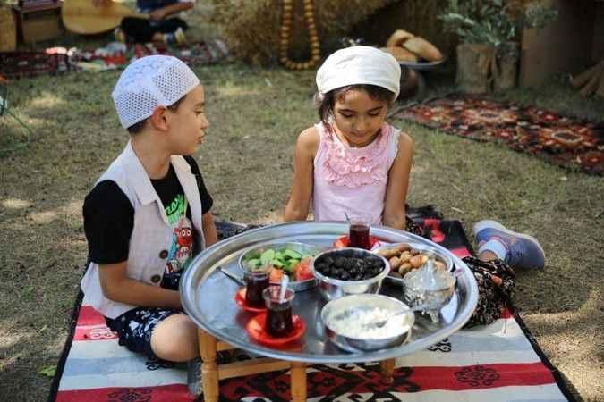 Aydın BŞB'nin kreşlerinde çocuklar deneyimleyerek öğreniyor
