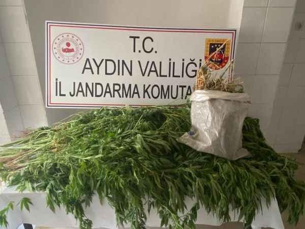 Aydın'da 78 kişiye uyuşturucudan işlem yapıldı