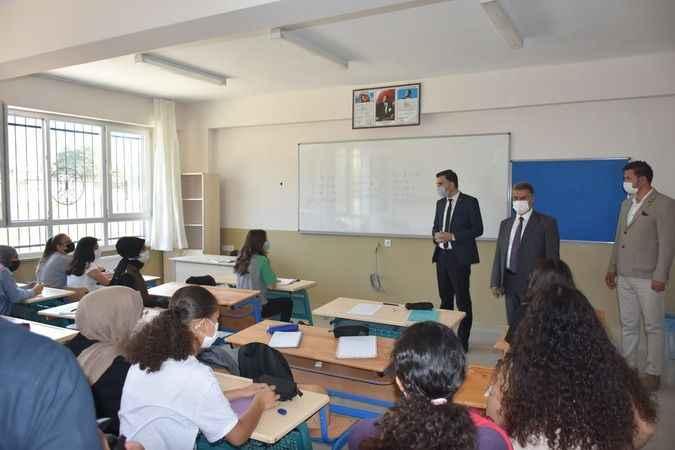 Buharkent Belediyesi Anadolu Lisesi'nde ilk ders zili çaldı