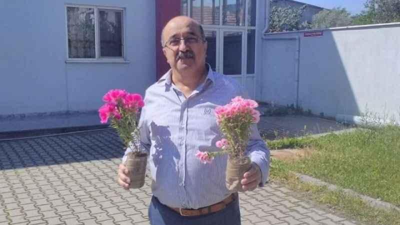 Nazilli'de eski başkan hayatını kaybetti
