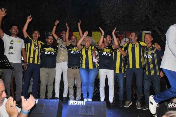 Aydınlı Fenerbahçeliler dayanışma yemeğinde buluştu