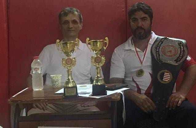 Aydınlı sporcudan dünya şampiyonluğu