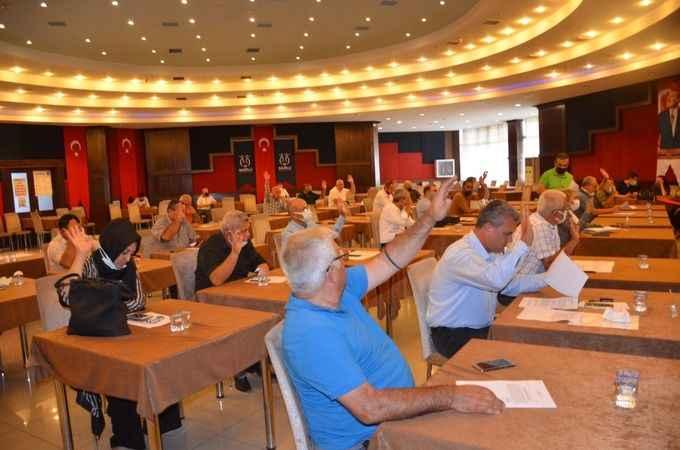 Nazilli Belediyesi'nin Eylül ayı meclis toplantısı yapıldı
