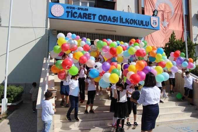Aydın Ticaret Odası İlkokulu, İlköğretim Haftası'nı coşkuyla kutladı