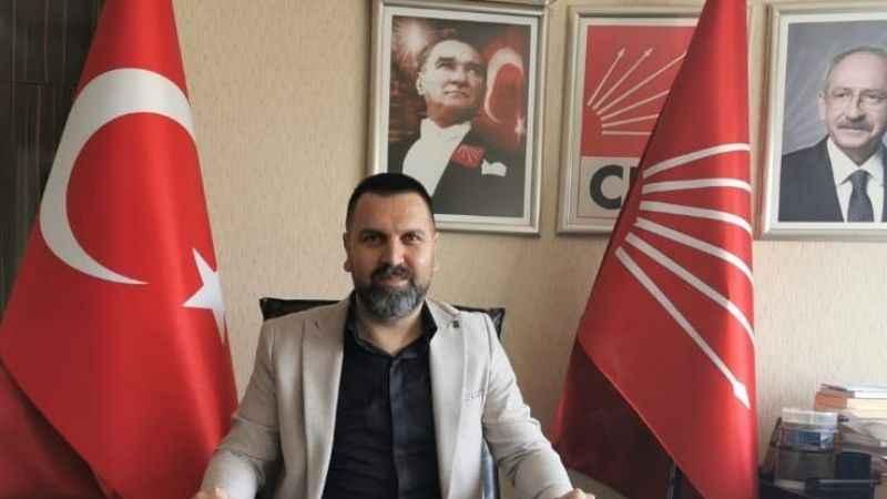 CHP'li Kemerci, partisinin kuruluş yıl dönümünü kutladı